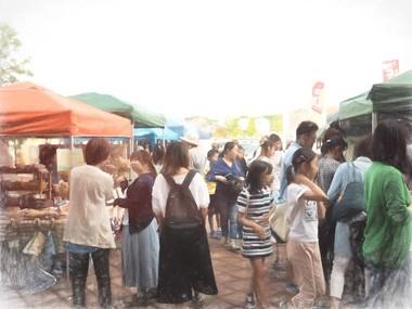 滋賀最大級の手作り市「フォレオ手作り市」